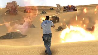 Скриншот Serious Sam 3: BFE
