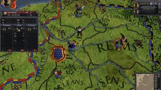 Скриншот Crusader Kings 2