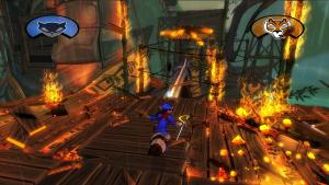 миниатюра скриншота Sly Cooper: Thieves in Time