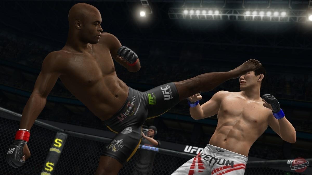 Скриншоты UFC Undisputed 3.