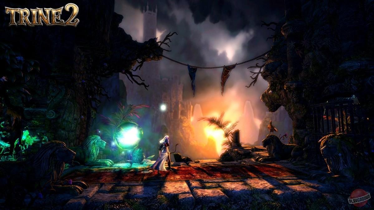 видео игры trine 2
