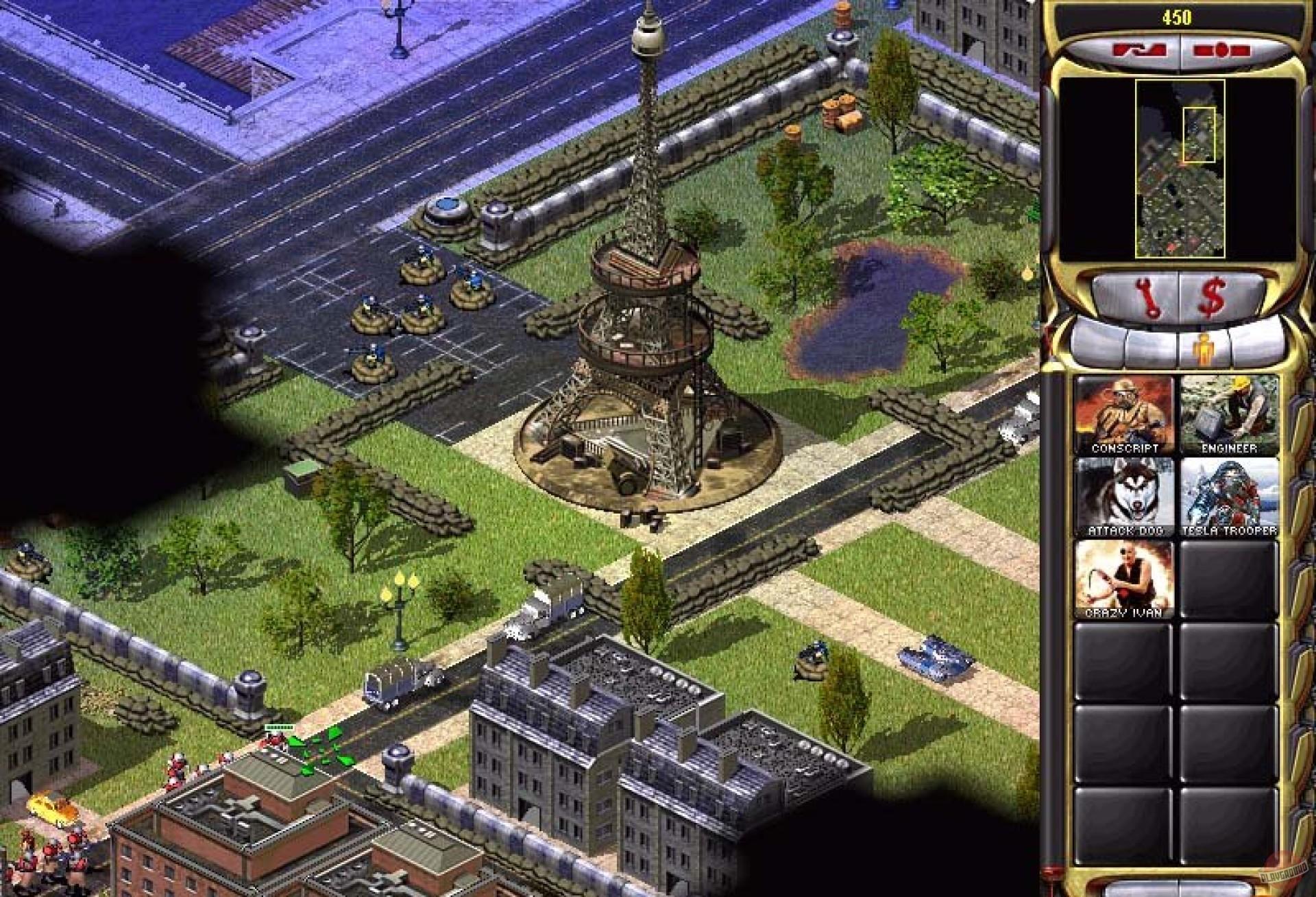 Дополнения: Command & Conquer: Red Alert 2 - Yuri's Revenge .