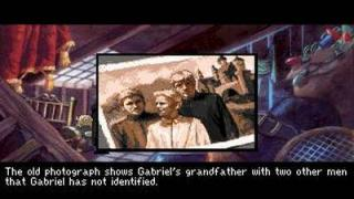 Скриншот Gabriel Knight: Sins of the Fathers