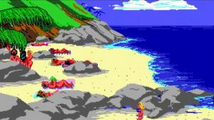 миниатюра скриншота Leisure Suit Larry Goes Looking for Love (In Several Wrong Places)
