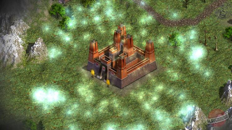 Скриншоты игры Warlords 4: Heroes of Etheria.