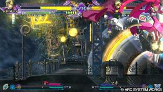 Скриншот BlazBlue: Continuum Shift Extend