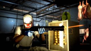 Скриншот Payday: The Heist