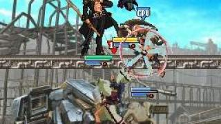 Скриншот Guilty Gear Dust Strikers