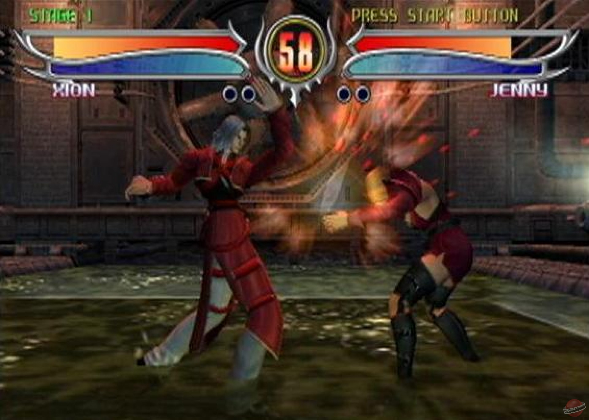 Bloody roar2 sexs sexy images