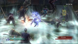 Скриншот Dynasty Warriors: Strikeforce