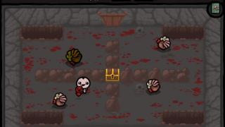 Скриншот Binding of Isaac, the