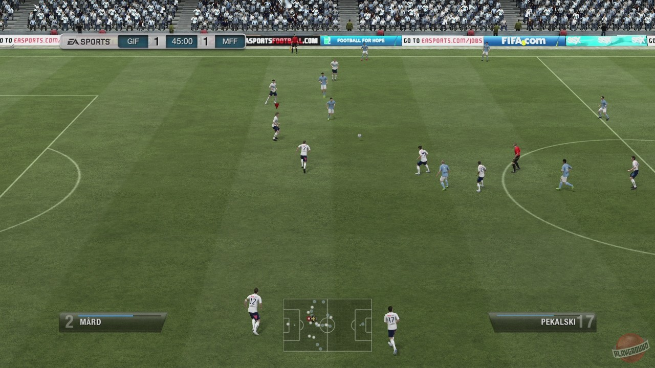 9986. FIFA 12 Взлом виртуального футболиста.