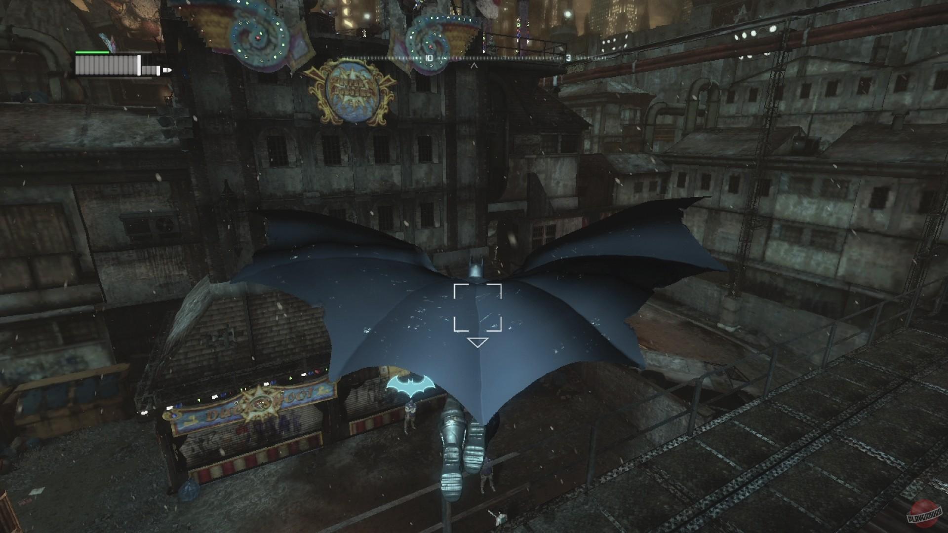 Batman игры по Порядку