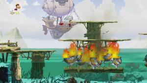 ��������� ��������� Rayman Origins