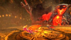 миниатюра скриншота Legend of Spyro: Dawn of the Dragon, the
