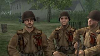 Скриншот Brothers in Arms: D-Day