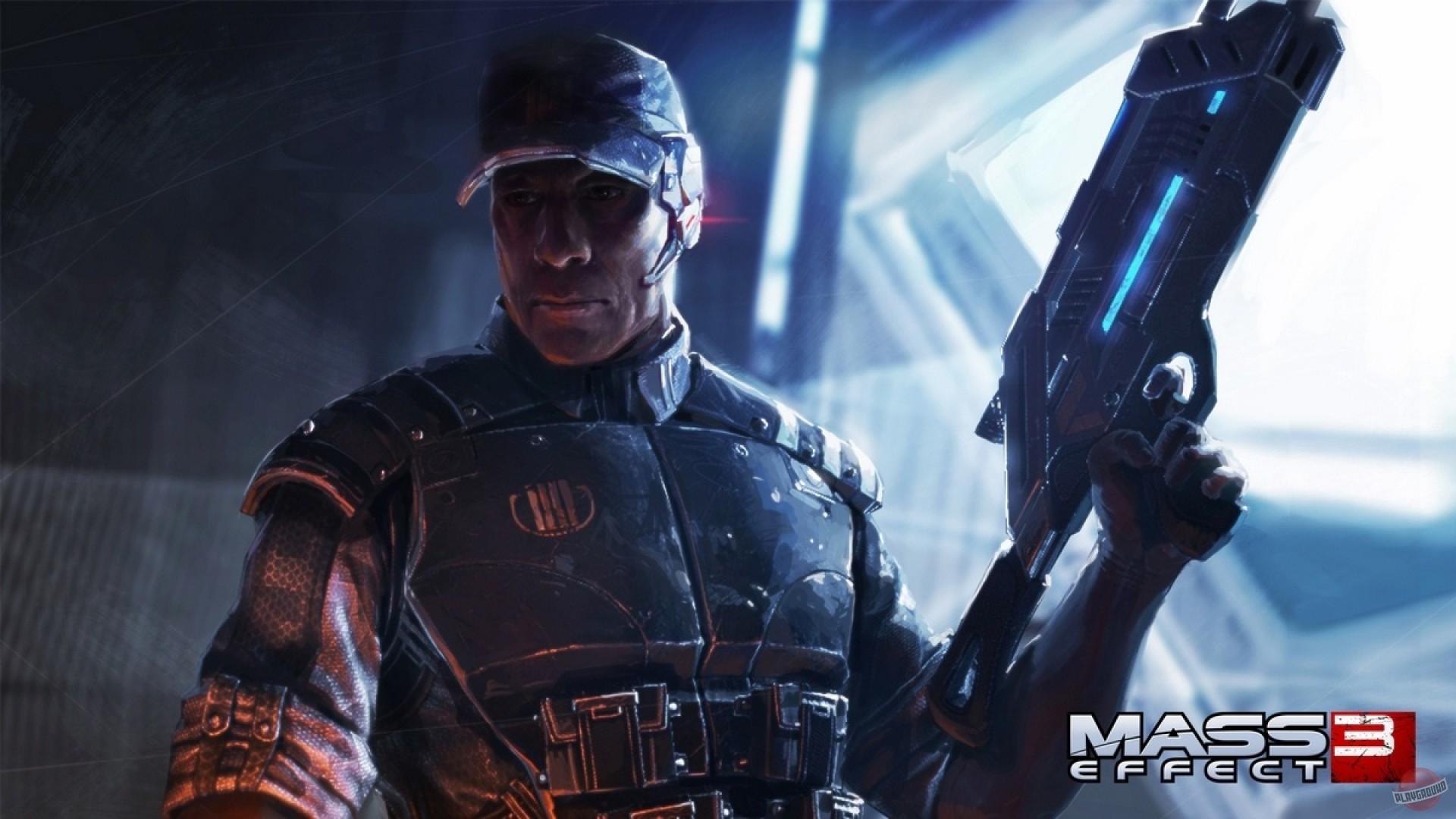 Mass Effect Достижения