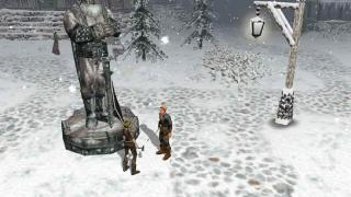 Скриншот Dungeon Siege