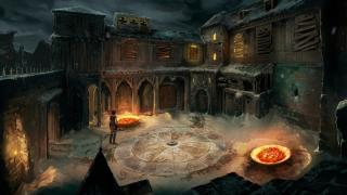 Скриншоты  игры Dark Eye: Chains of Satinav, the
