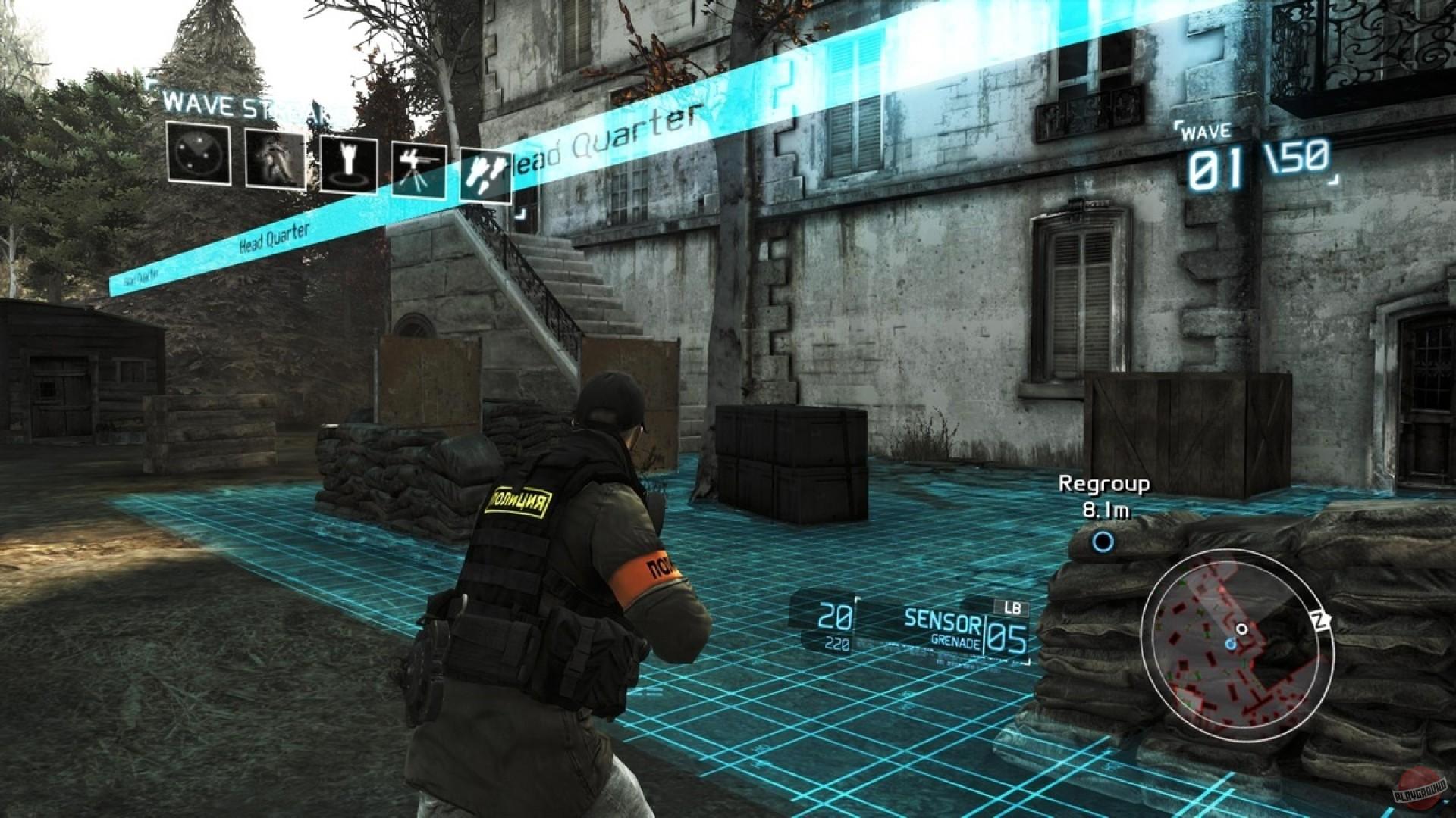 Tom Clancys Splinter Cell Blacklist  Прохождение 1