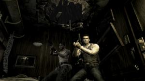 миниатюра скриншота Resident Evil Chronicles HD Collection