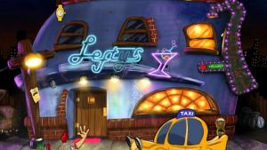 миниатюра скриншота Leisure Suit Larry in the Land of the Lounge Lizards HD