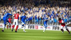 миниатюра скриншота FIFA 03