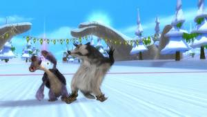 миниатюра скриншота Ice Age: Continental Drift - Arctic Games