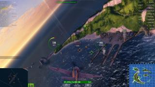 Скриншот World of Warplanes