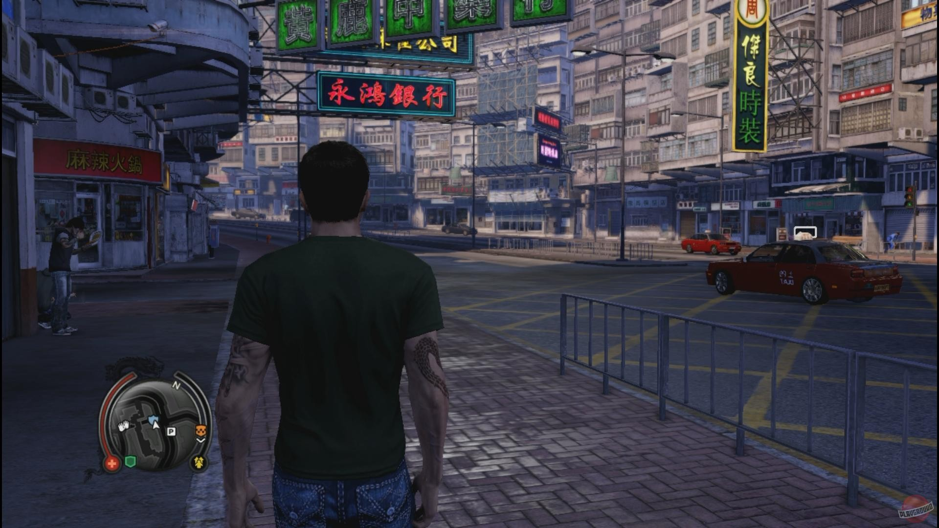 Sleeping Dogs - торрент 39