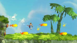 Скриншот Rayman Jungle Run