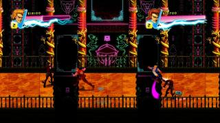 Скриншот Double Dragon: Neon