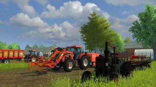 Скриншот Farming Simulator 2013