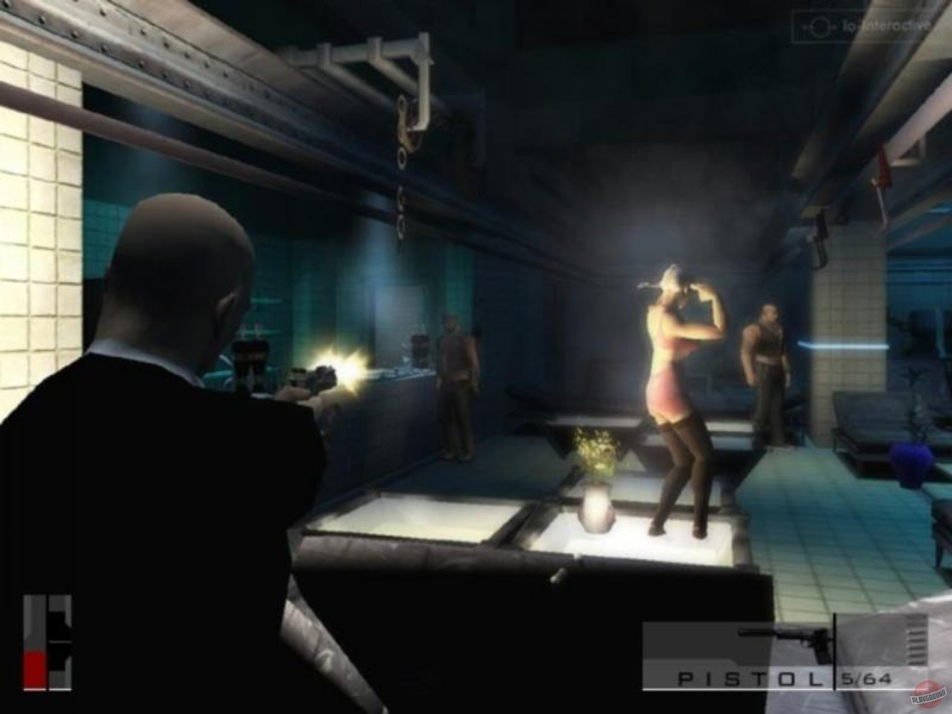 Hitman contracts nude patch cartoon pics