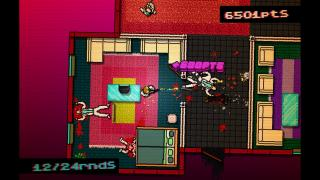Скриншот Hotline Miami