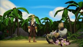 Скриншот Tales of Monkey Island