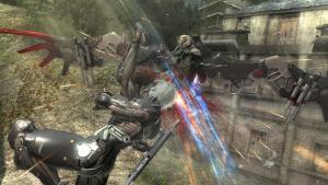 ��������� ��������� Metal Gear Rising: Revengeance