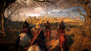 Скриншот Witcher 3: Wild Hunt, the