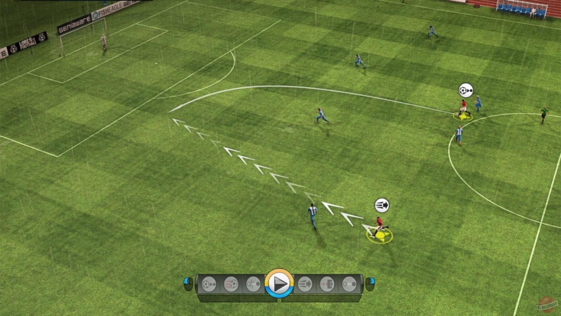 Игры на андроид 4 скачать футбол
