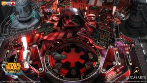 миниатюра скриншота Star Wars Pinball: Balance of the Force