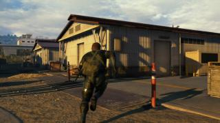 Скриншот Metal Gear Solid 5: Ground Zeroes