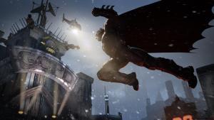 ��������� ��������� Batman: Arkham Origins