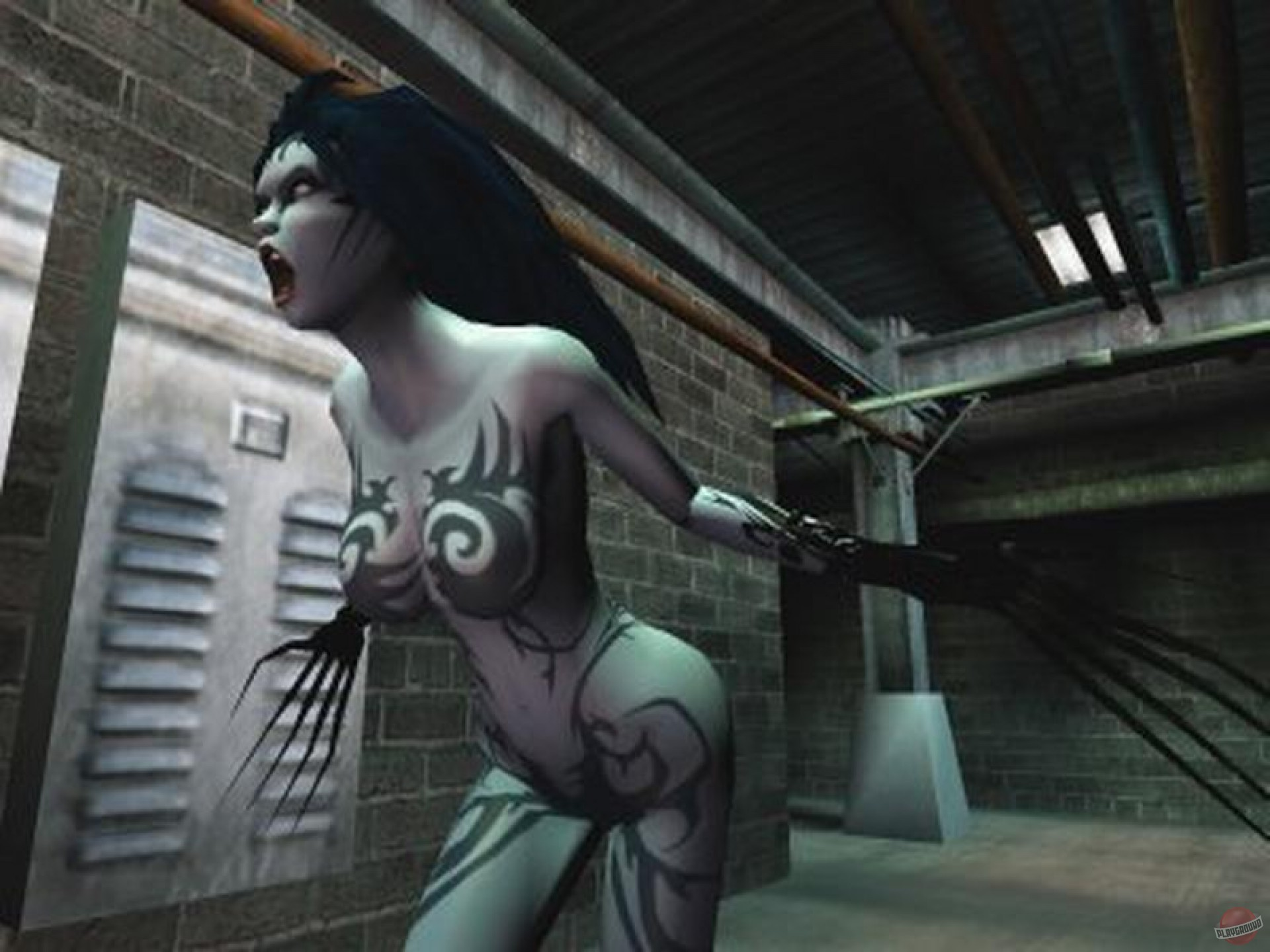 Bloodrayne titfuck erotica images