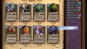 миниатюра скриншота Hearthstone: Knights of the Frozen Throne