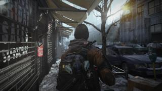Скриншот Tom Clancy's The Division