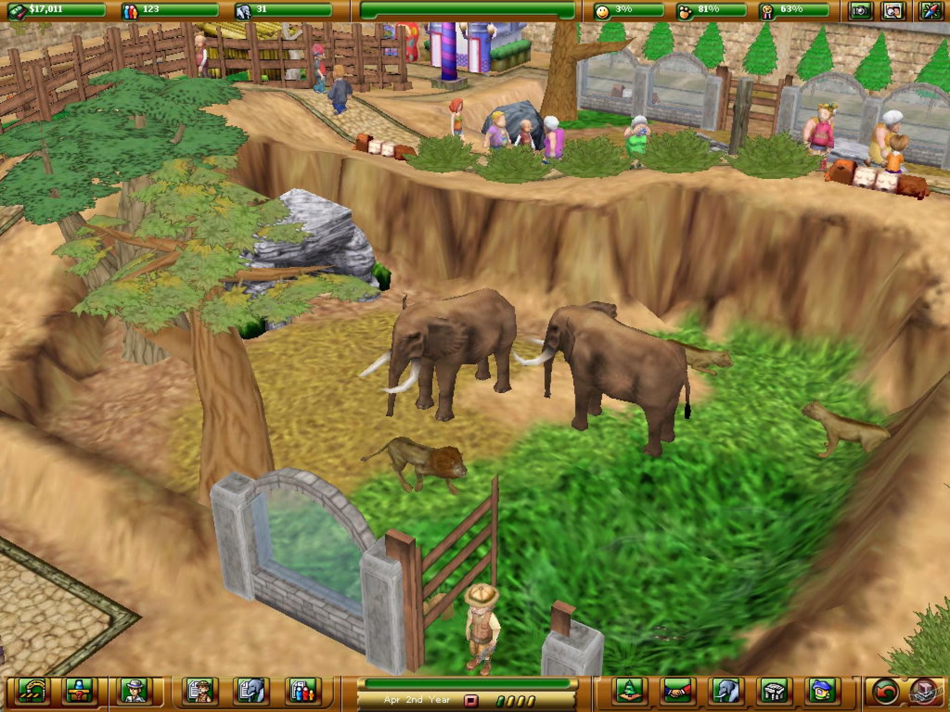 Zoo empire подводный мир 5