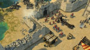миниатюра скриншота Stronghold Crusader 2: The Jackal and The Khan