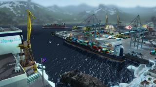 Скриншот TransOcean - The Shipping Company