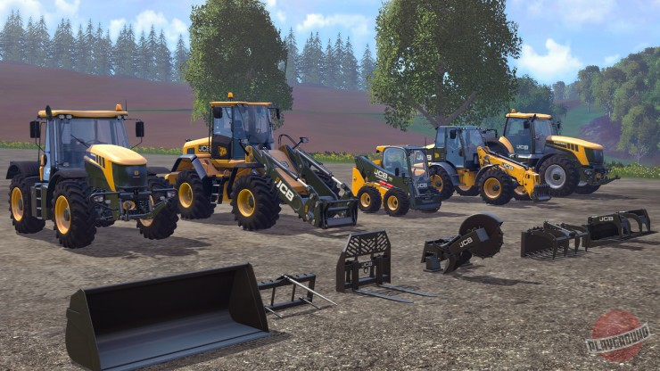 Farming Simulator 15: Чит-Мод (Mod Money Cheat) [1.0]