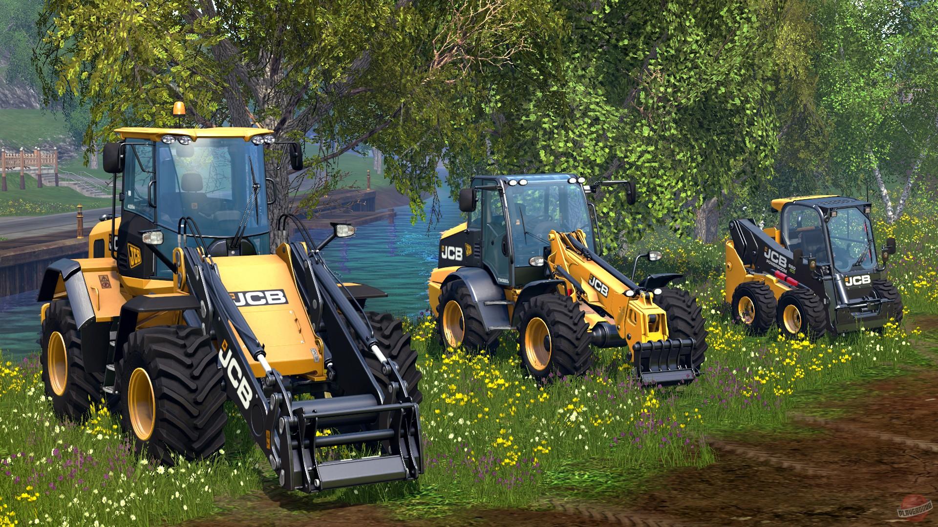 Видео игры farming simulator 15